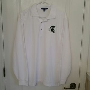 Michigan State Spartans Long Sleeve Pullover